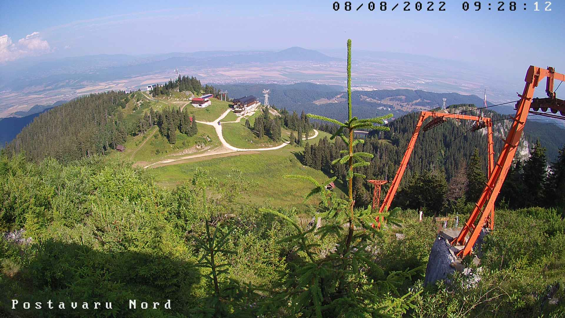 WebCam Postavaru Nord